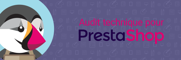 Audit technique pour PrestaShop